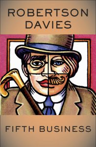 """Book Discussion: """"Fifth Business"""" by Robertson Davies @ 2nd Floor Meeting Room @IPL"""