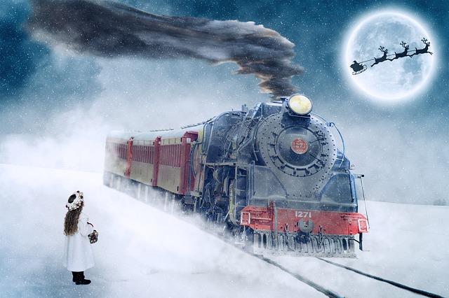 """""""Polar Express"""" Adventure (Children's)"""