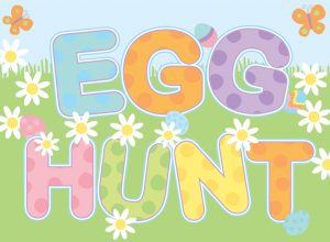 Easter Egg Hunt (Children's) @ 3rd floor, children's side