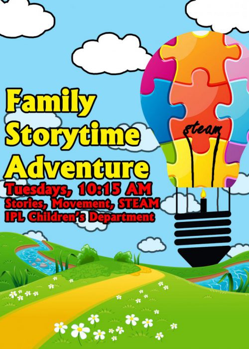 Family Story Time Adventure