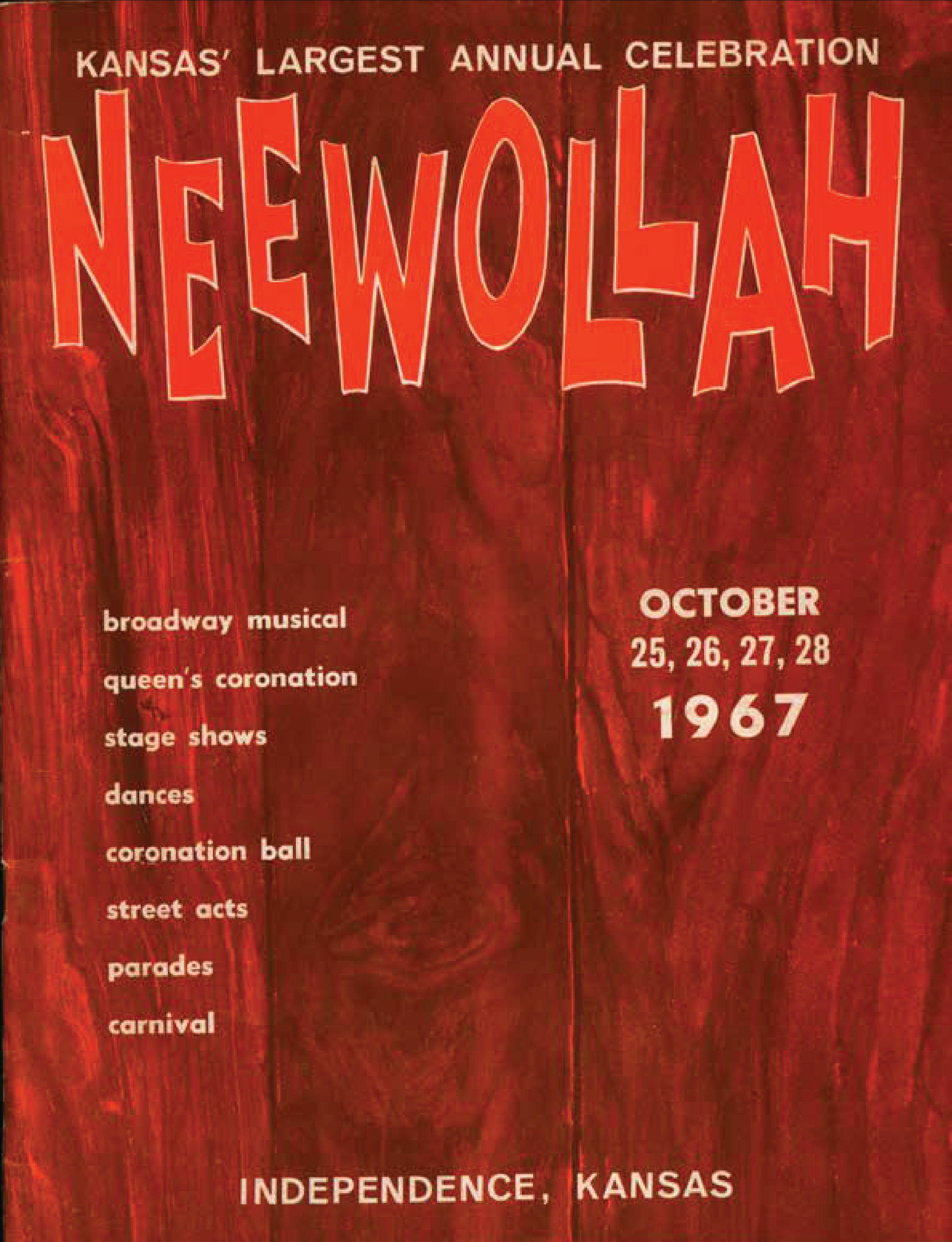 Neewollah 1967