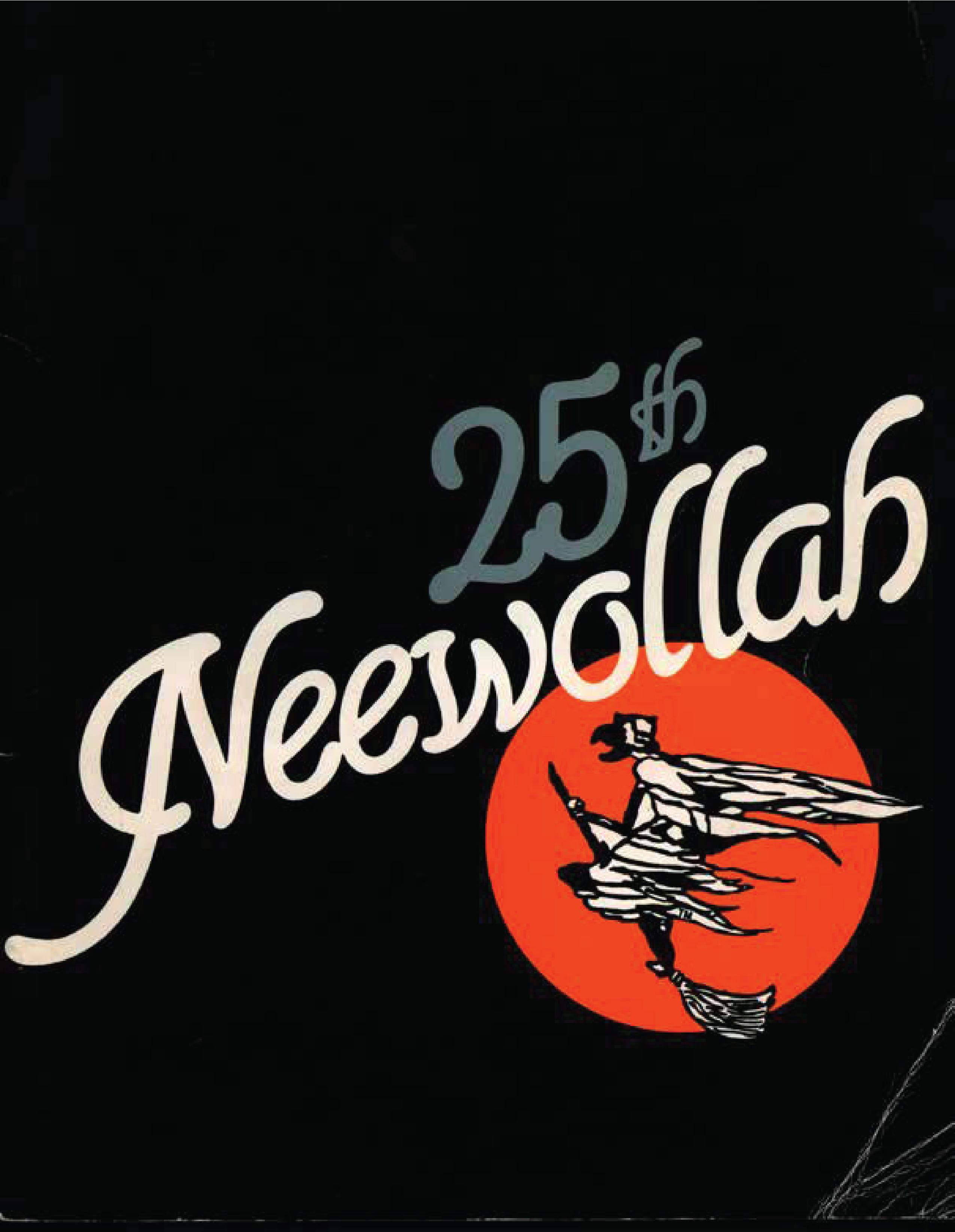 Neewollah 1983 25th Neewollah