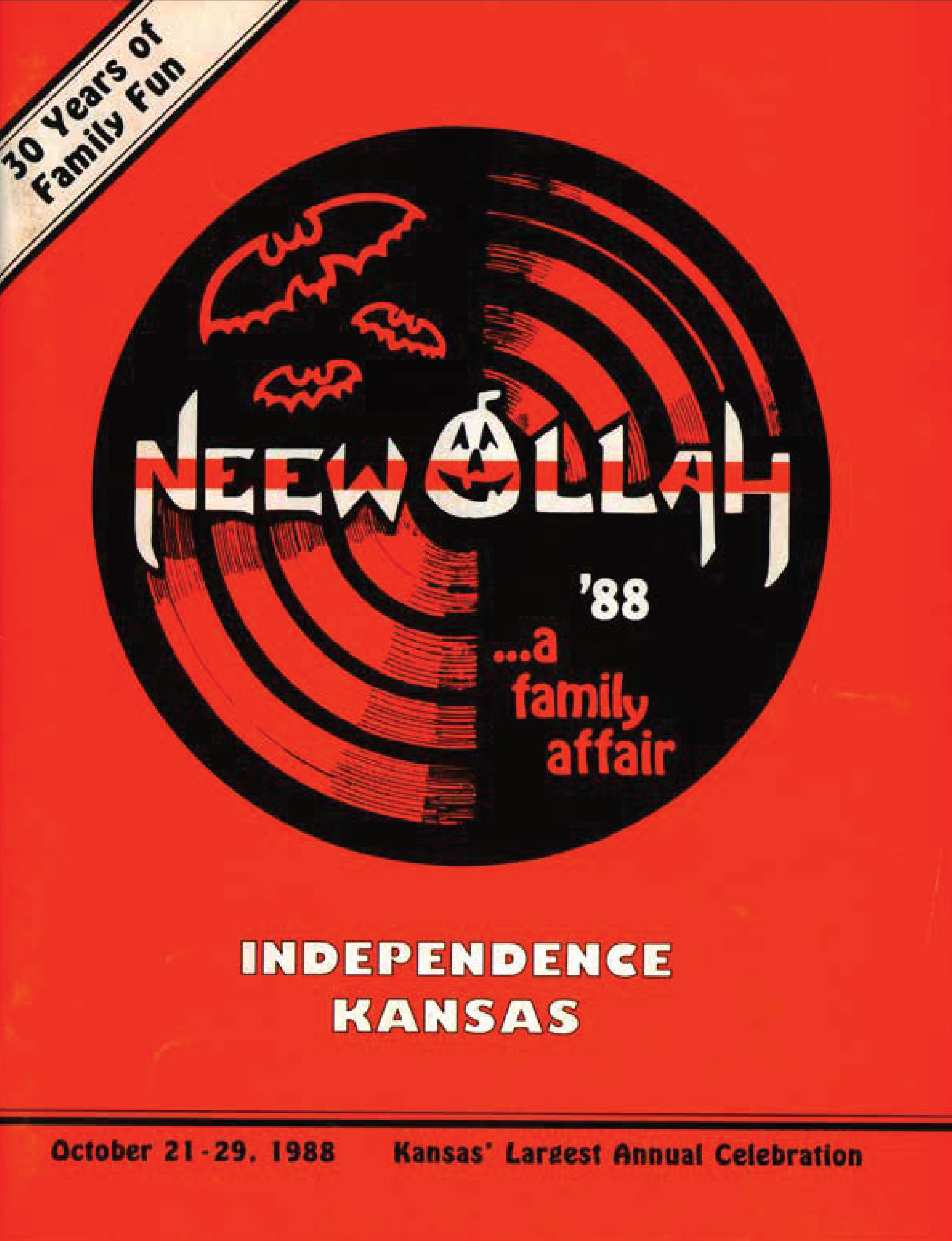 Neewollah 1988 A Family Affair