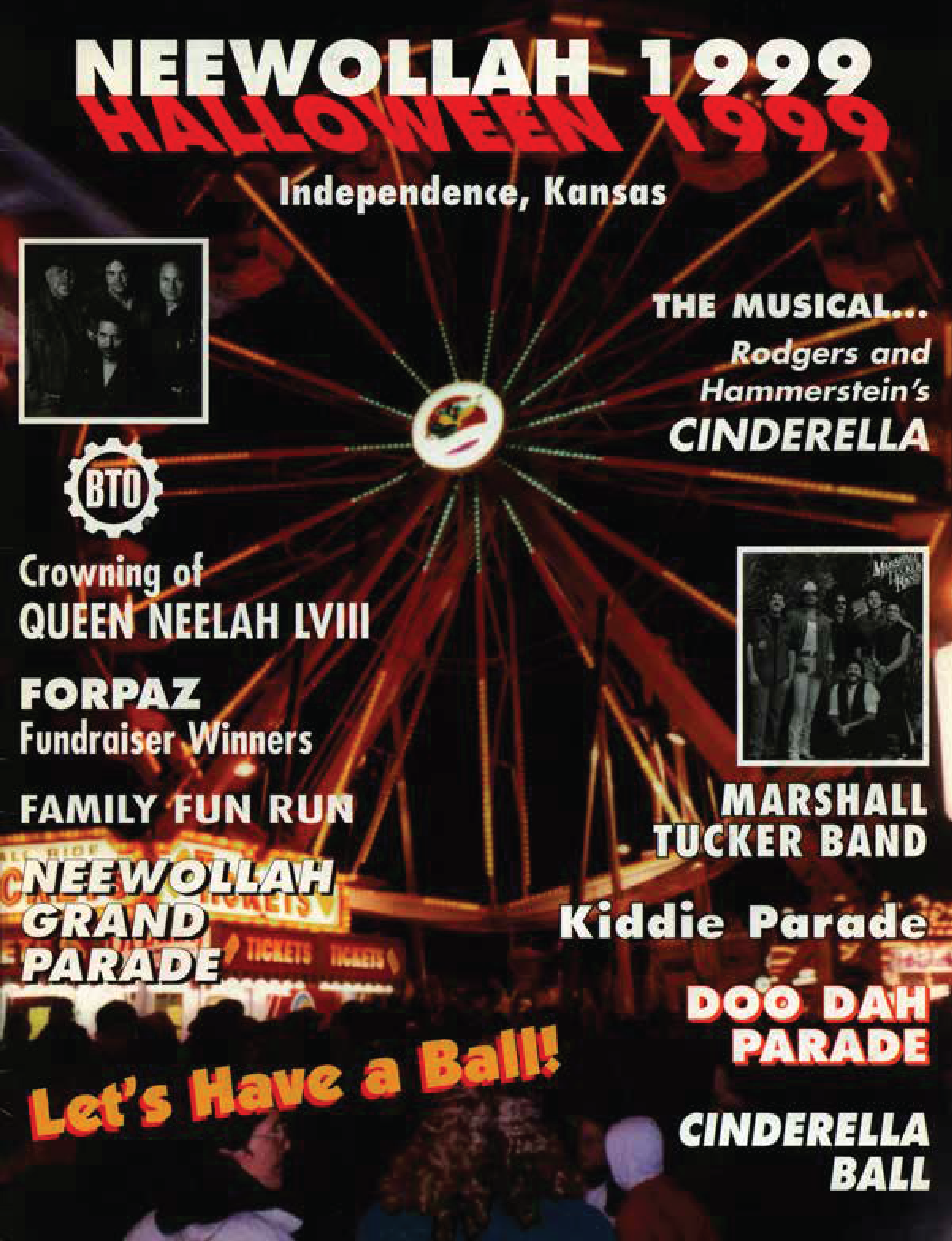 Neewollah 1999 Let's Have a Ball