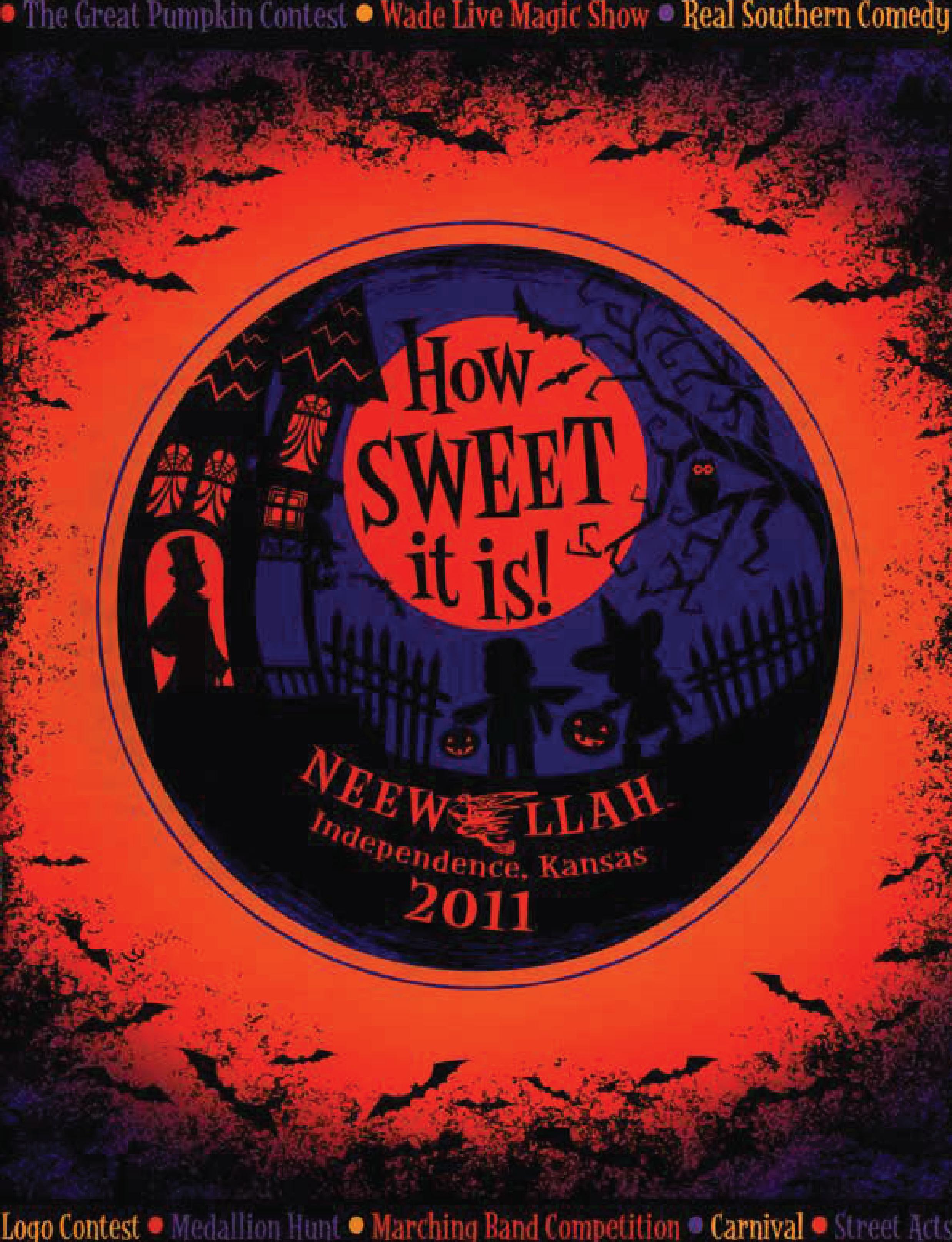 Neewollah 2011 How Sweet It Is