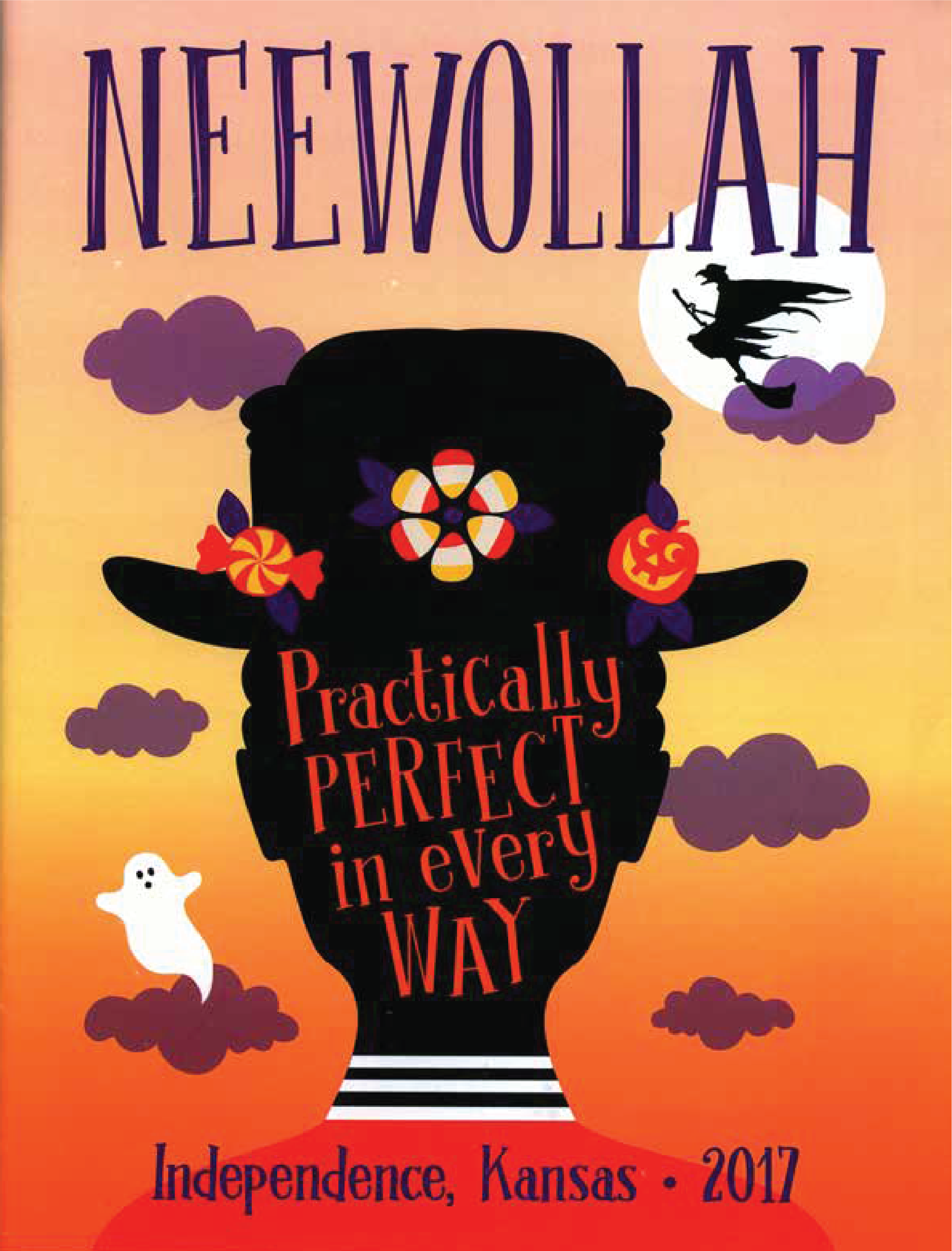 Neewollah 2017 Practically Perfect in Every Way