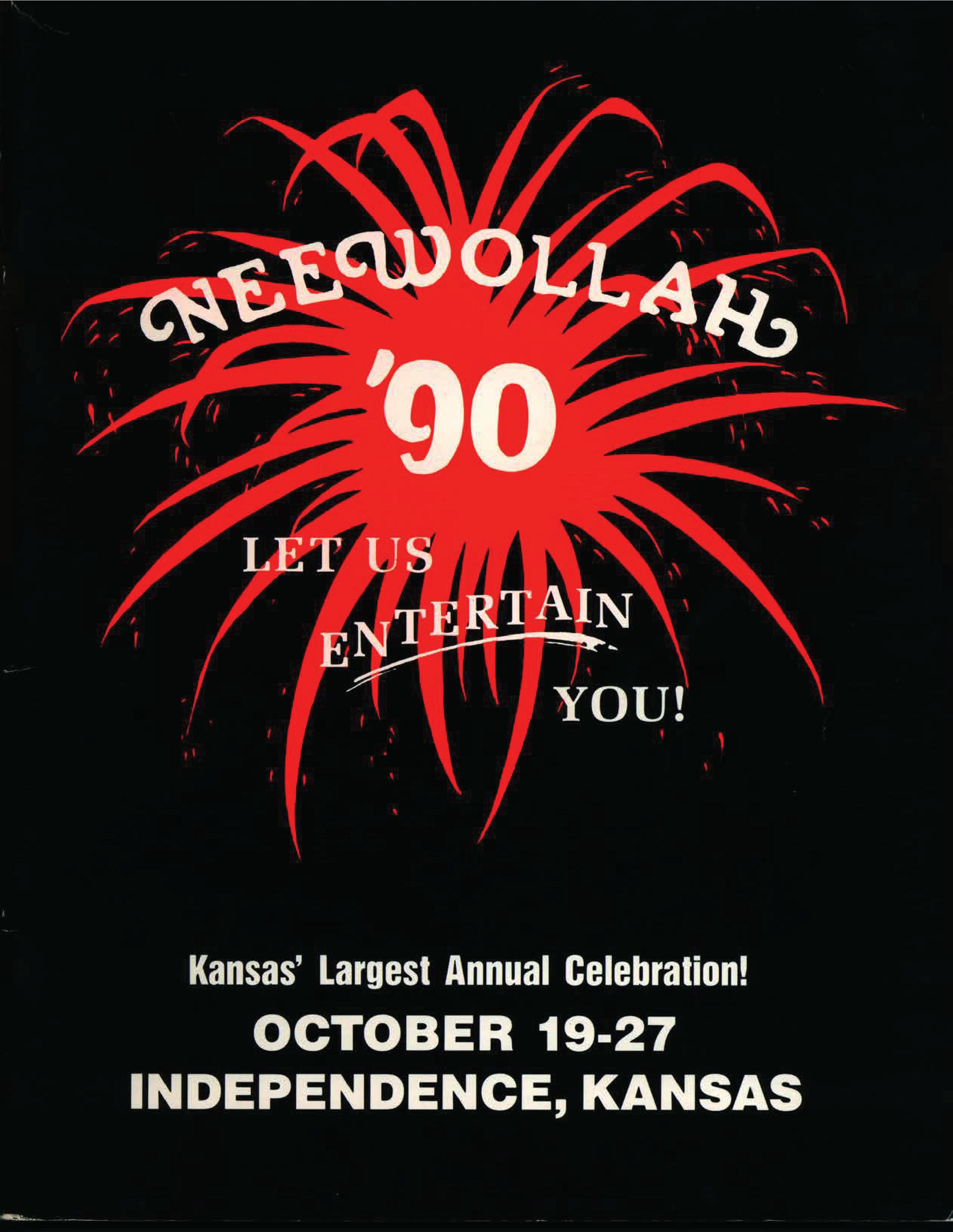 Neewollah 1990 Let Us Entertain You