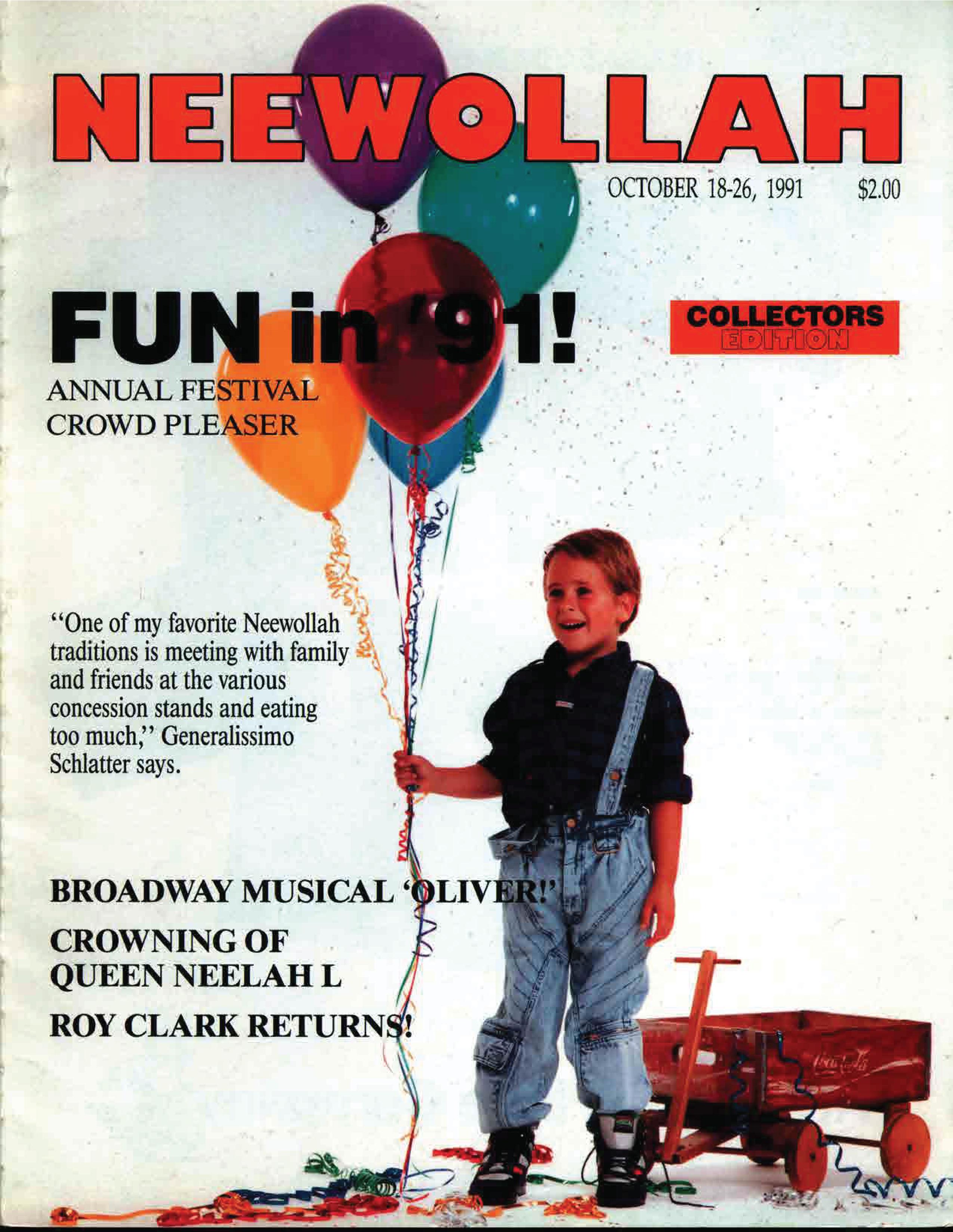 Neewollah 1991 Funin 91