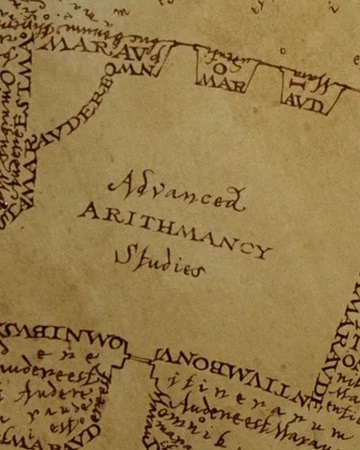 Harry Potter Arithmancy @ Home