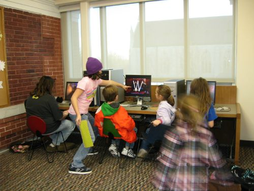 Kids Can Get Loud at the Library