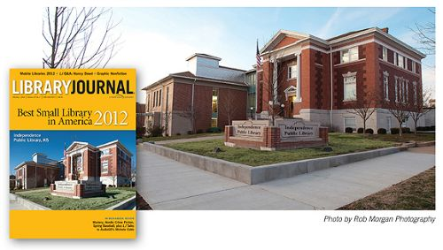 2012 Best Small Library in America